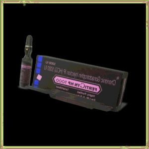 Buy HCG Pregnyl 5000iu 1 kit  (5000 iu amp and solution) in USA with delivery
